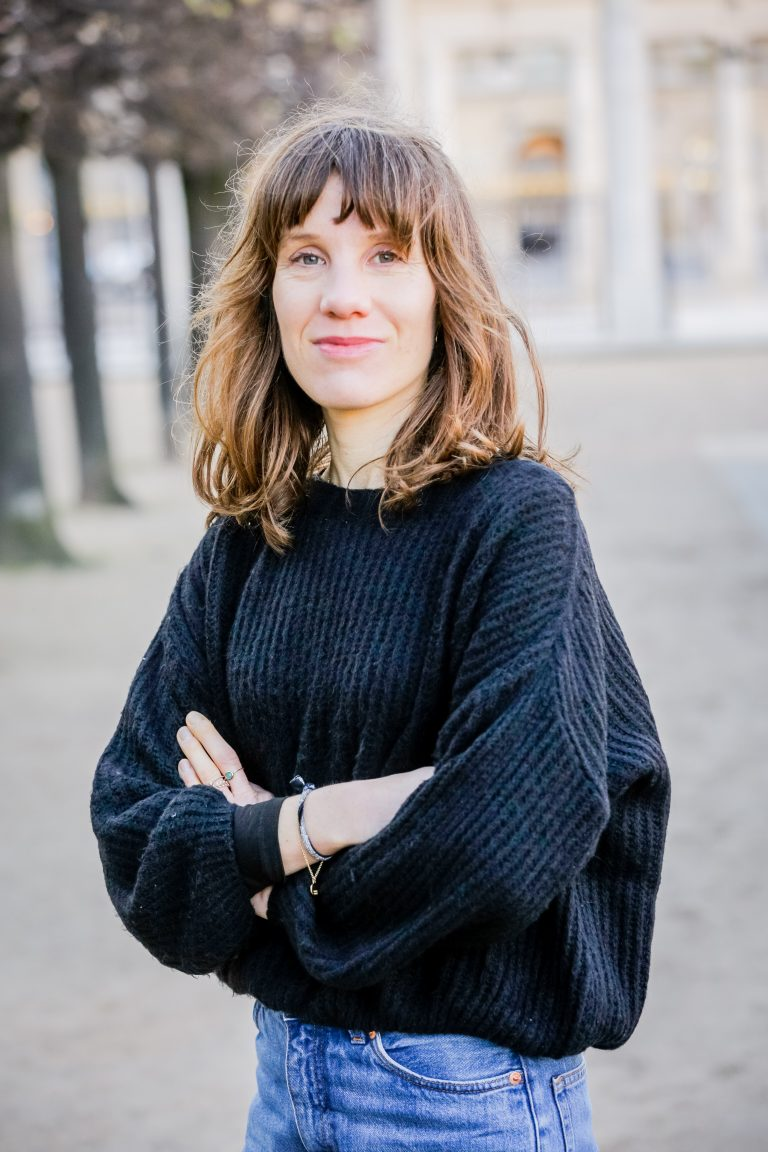 Virginie Commelin, cofondatrice d'Orcène